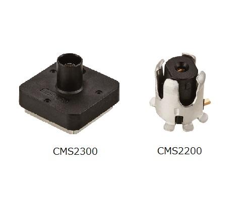 車載カメラ用同軸コネクタ リアケースAssy (プラグ) / 小型レセプタクル