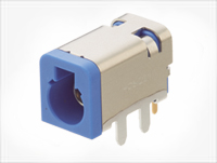 Double-shielded Structure Coaxial Receptacle